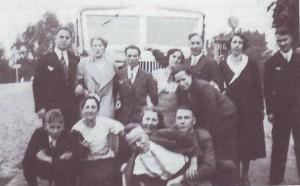 1930-31-Kirchenchor-Ausflug