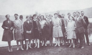 1932-Kirchenchor-Laacher-See